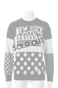 {SOLD}ARMED アームド CRAZY NEW ROCK CITY KNIT{-AES}