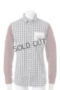 {SOLD}ARMED アームド CHECK SHIRT{-AES}