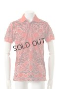 {SOLD}ETRO エトロ POLO TOM STAMPATA M/{11513-4049-0600-ADS}