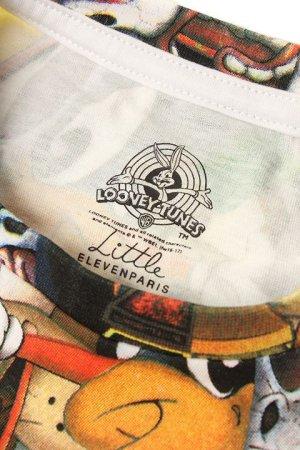 画像5: ★KIDS/BABY★ LITTLE ELEVEN PARIS リトル・イレブン・パリ HALF SS T-SHIRT{-AFA}
