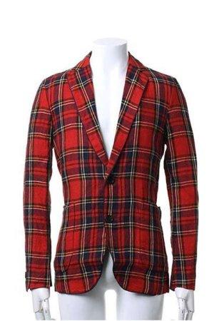 画像1:  {価格・ご購入方法はお問い合わせください} AKM エーケーエム WASHABLE ITALY LINEN collection wrinkle jacket{-ACS}{OS_65}