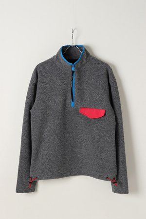 画像2: Haculla ハキュラ VINTAGE FLEECE JACKET{-BJA}