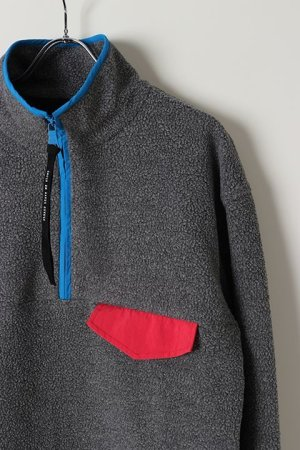 画像4: Haculla ハキュラ VINTAGE FLEECE JACKET{-BJA}