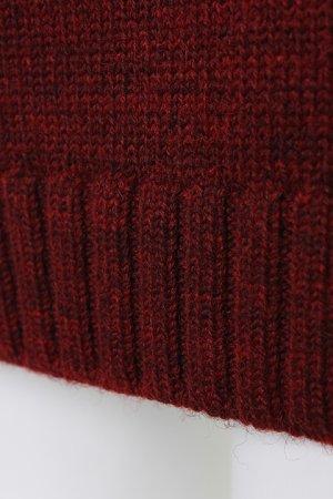 画像4: AKM エーケーエム wool / cow army knit{-ACA}{OS_65}