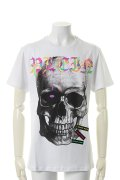 "PHILIPP PLEIN HOMME フィリッププレインオム T-shirt Round Neck SS ""Airplanes""{-AHS}"