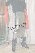 {SOLD}NAKAGAMI ナカガミ  Reversible Skirt{-BAA}