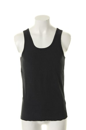 画像1: OURET オーレット HIGH TWIST JERSEY STITCH TANK TOP{-AFA}