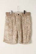 {価格・ご購入方法はお問い合わせください} AKM エーケーエム mocomoco mountain leopard shorts{-AES}{OS_50}