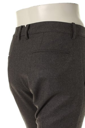 画像4: AKM エーケーエム SHINY 'STRETCH WOOL SUPER120 SLACKS{-AFA}{PS_30}
