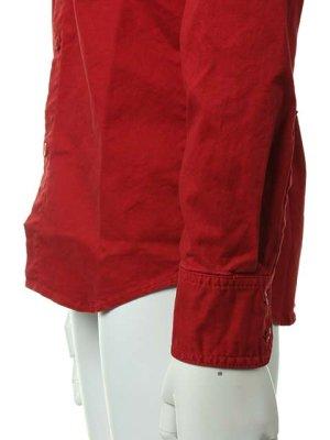 画像4:  {価格・ご購入方法はお問い合わせください} AKM エーケーエム vintage strectch cotton L/S dress Shirts{-ACS}{OS_65}
