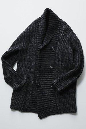 画像2: SandBlaster サンドブラスター Wool blast over gown{SBID-012CP01-58-AFA}