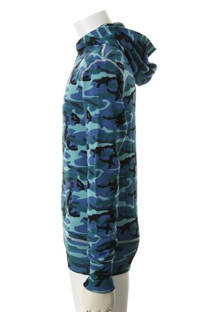 """画像3:  {価格・ご購入方法はお問い合わせください} AKM×Marbles エーケーエム×マーブルズ AKM10周年コラボ WASHED COTTON PULL-OVER PARKA """"LET THERE BE SURF""""{-AEA}{OS_50}"""