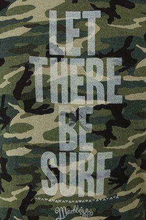 """画像4:  {価格・ご購入方法はお問い合わせください} AKM×Marbles エーケーエム×マーブルズ AKM10周年コラボ WASHED COTTON PULL-OVER PARKA """"LET THERE BE SURF""""{-AEA}{OS_50}"""