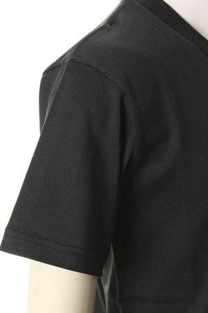 """画像5: T' ティー """"GIZA45"""" Egyptian Organic Cotton series Vee Nack Short Sleeve BASIC (K621){-AHS}"""